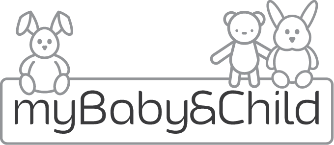 My Baby and Child Logo
