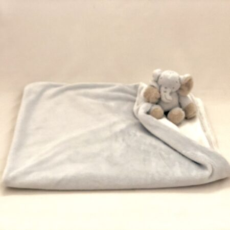 Ellie Blanket - Blue - Pic