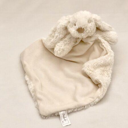 White Bunny Dou-Dou Blanket - Pic