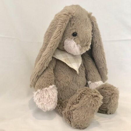 Brown Plush Bunny 45cm