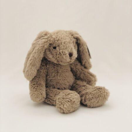 Brown Shaggy Bunny 35cm