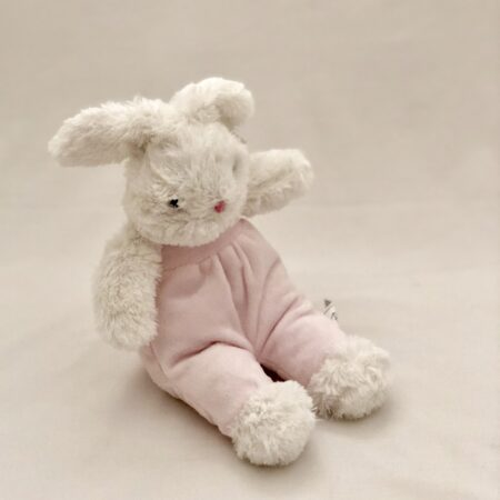 Fluffy Bunny Pink Dressed - Pic