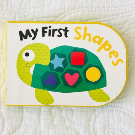 MY FIRST - SHAPES - BOARD BOOK